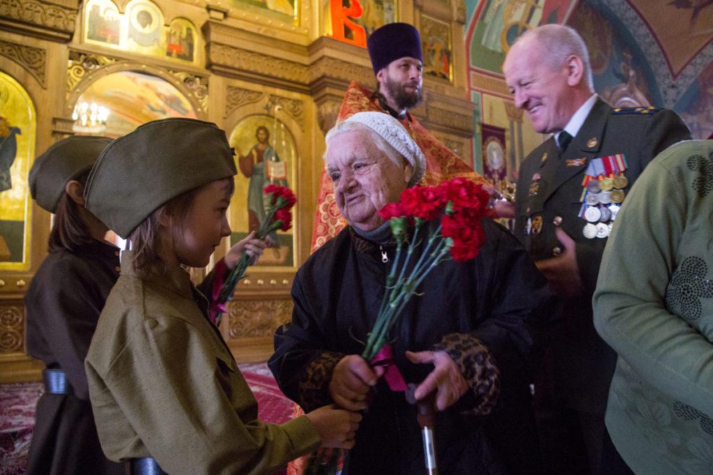 День Победы в нашем храме