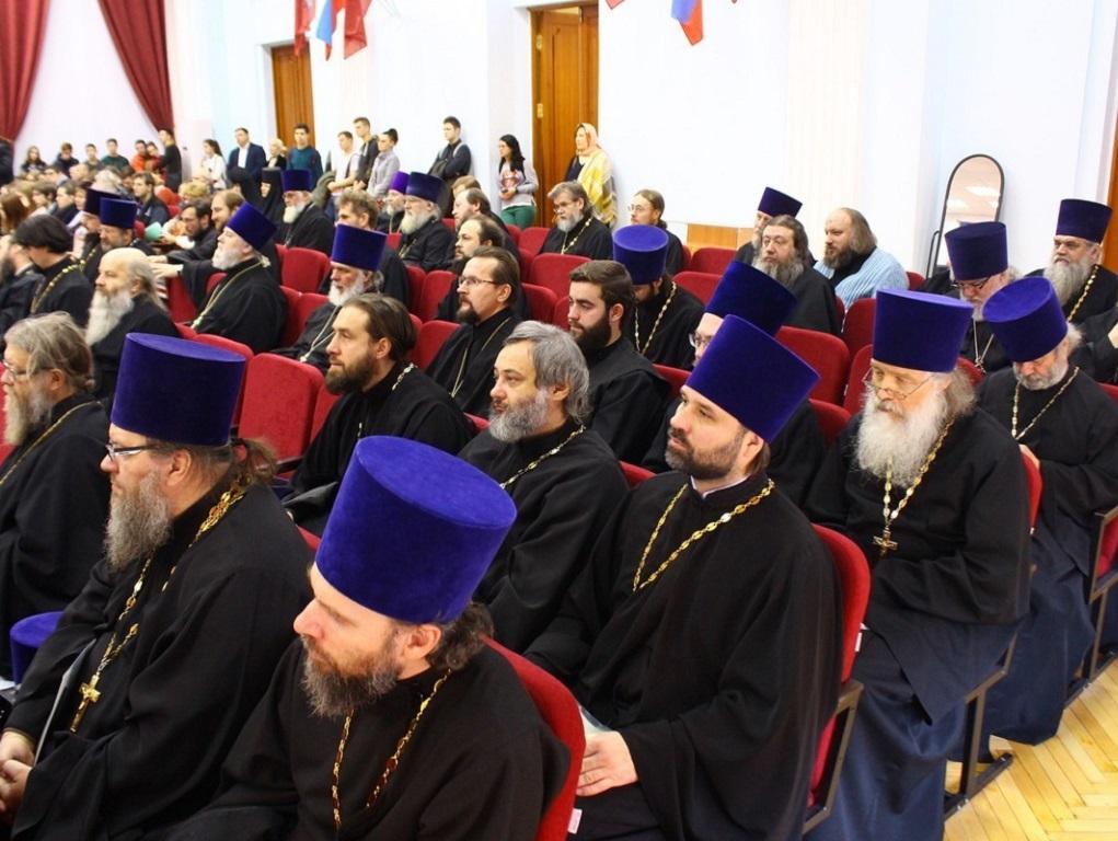 Пятые Рождественские образовательные чтения Центрального викариатства