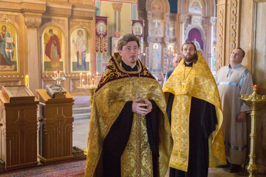 Протоиерей Кирилл Сладков назначен настоятелем нашего храма
