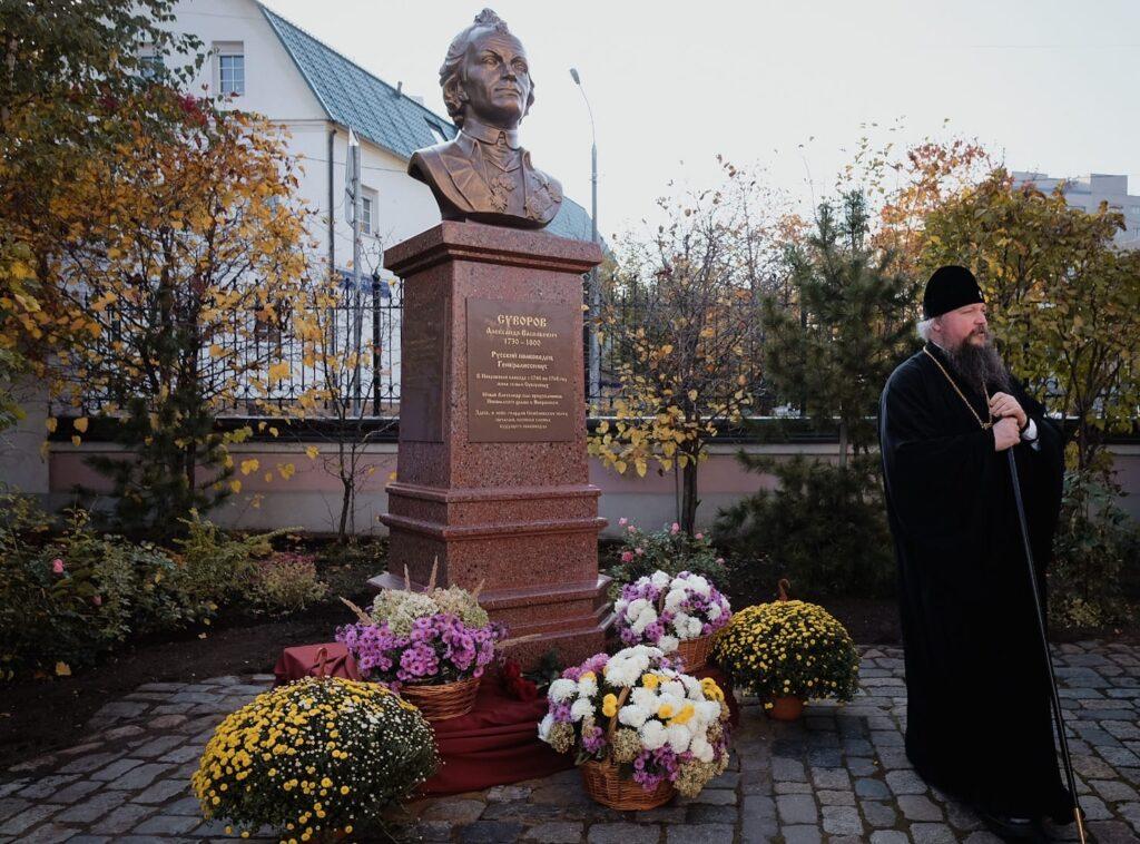 Приход посетил управляющий делами Московской Патриархии митрополит Воскресенский Дионисий