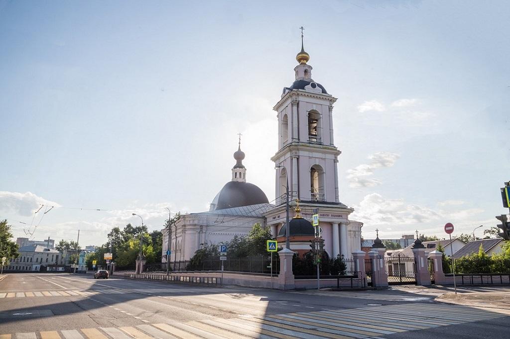 25-летие возрождения приходской жизни в храме святителя Николая в Покровском