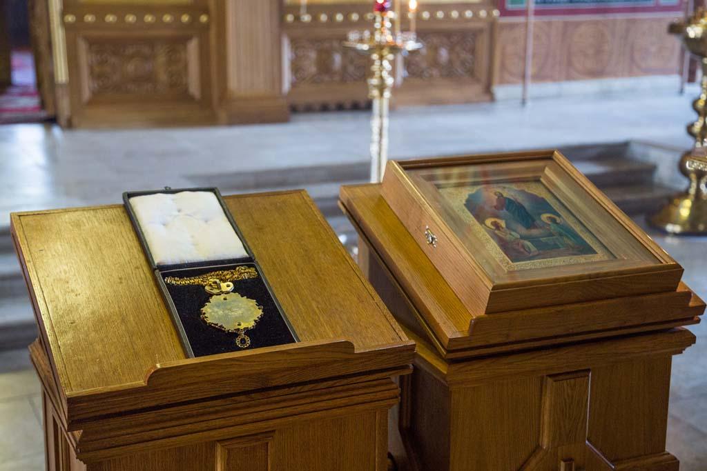 23/07/2017 107-я годовщина со дня рождения Святейшего Патриарха Пимена