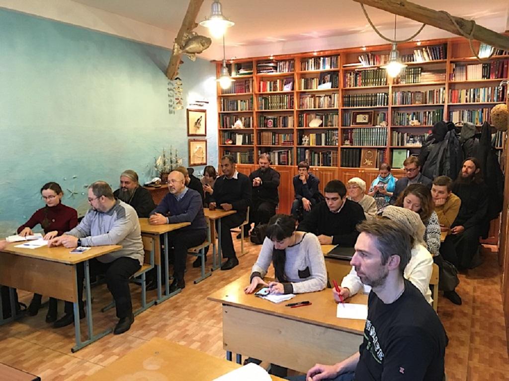Собрание ответственных за молодежную работу в Богоявленском благочинии