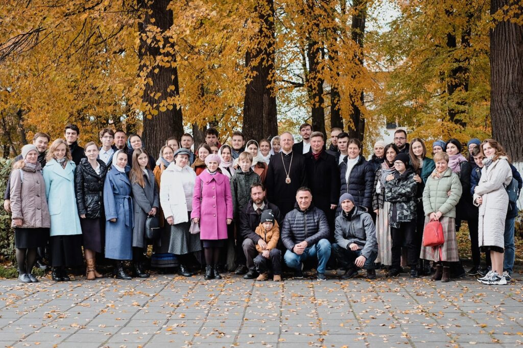 Паломничество молодёжного актива Московской епархии в Переславль-Залесский