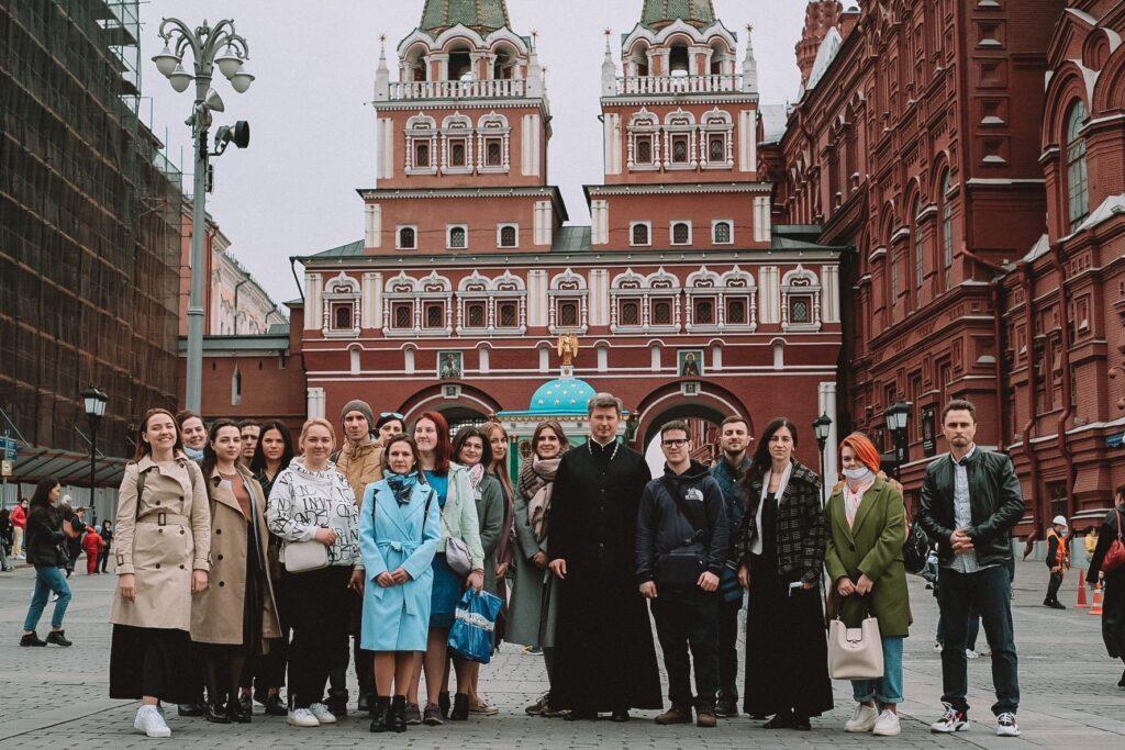 экскурсия в Музей археологии Москвы